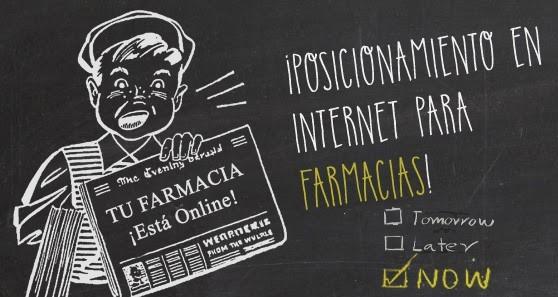 Las bases para una Presencia en Internet sólida para farmacias