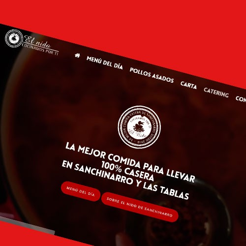 Rediseño web restaurante con wordpress y optimizacion de la conversión