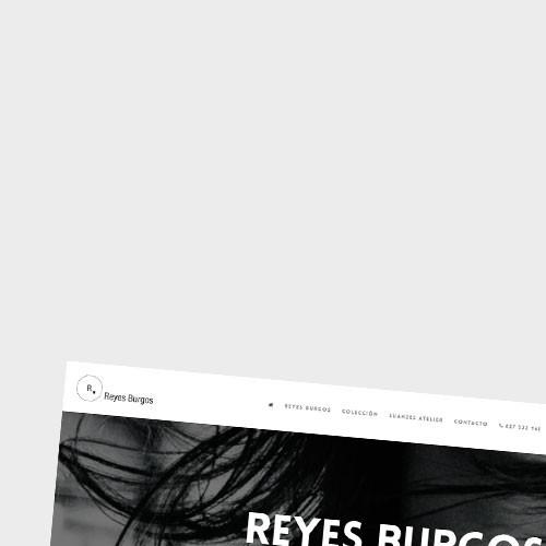 Diseño web con Wordpress para web de moda